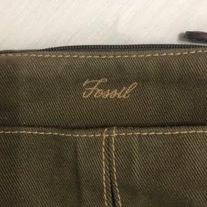 Fossil small crossover bag